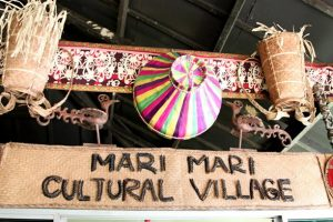 KK Leisure Tour And Rent A Car Mari Mari Cultural Village