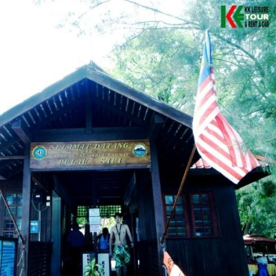 KK Leisure Tour And Rent A Car Tunku Abdul Rahman Marine Park