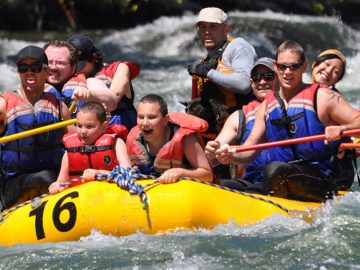 KK Leisure Tour And Rent A Car Padas White Water Rafting